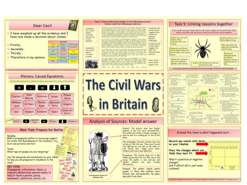 The English Civil War Bundle