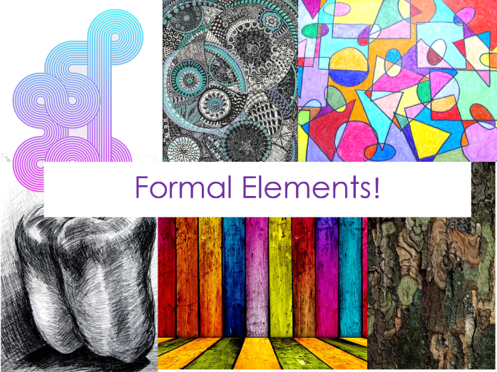 Formal Elements Powerpoint
