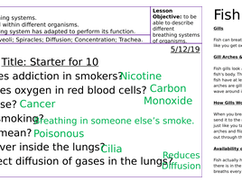 Biology Lesson Pack