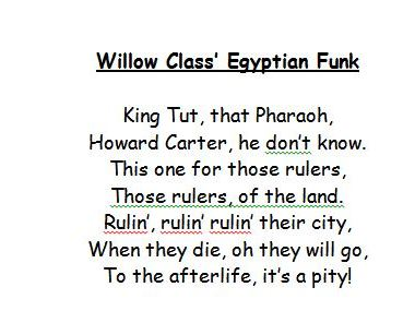 Egyptian Funk song