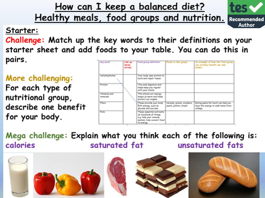 PSHE: Health