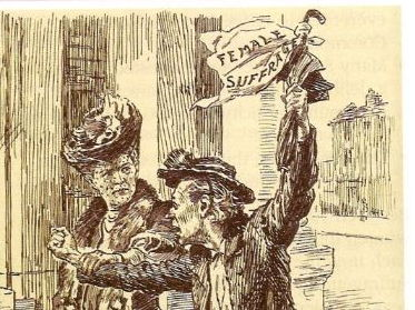 What was the difference between a Suffragette and a Suffragists?