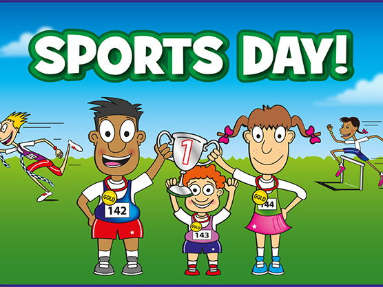 Whole School Sports Day (EYFS, KS1 and KS2)