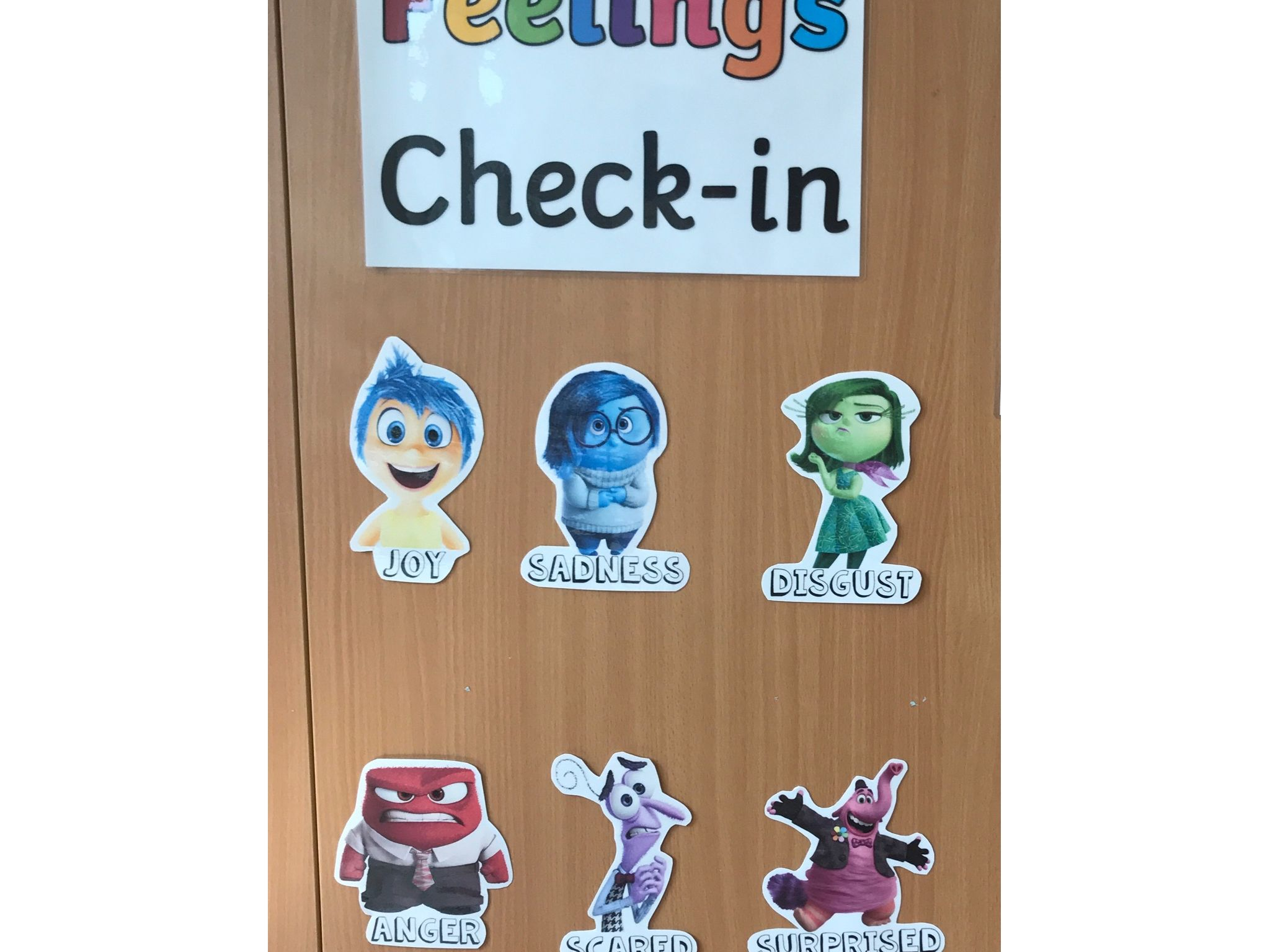 Inside Out Feelings Check-In