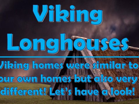 Viking Longhouses