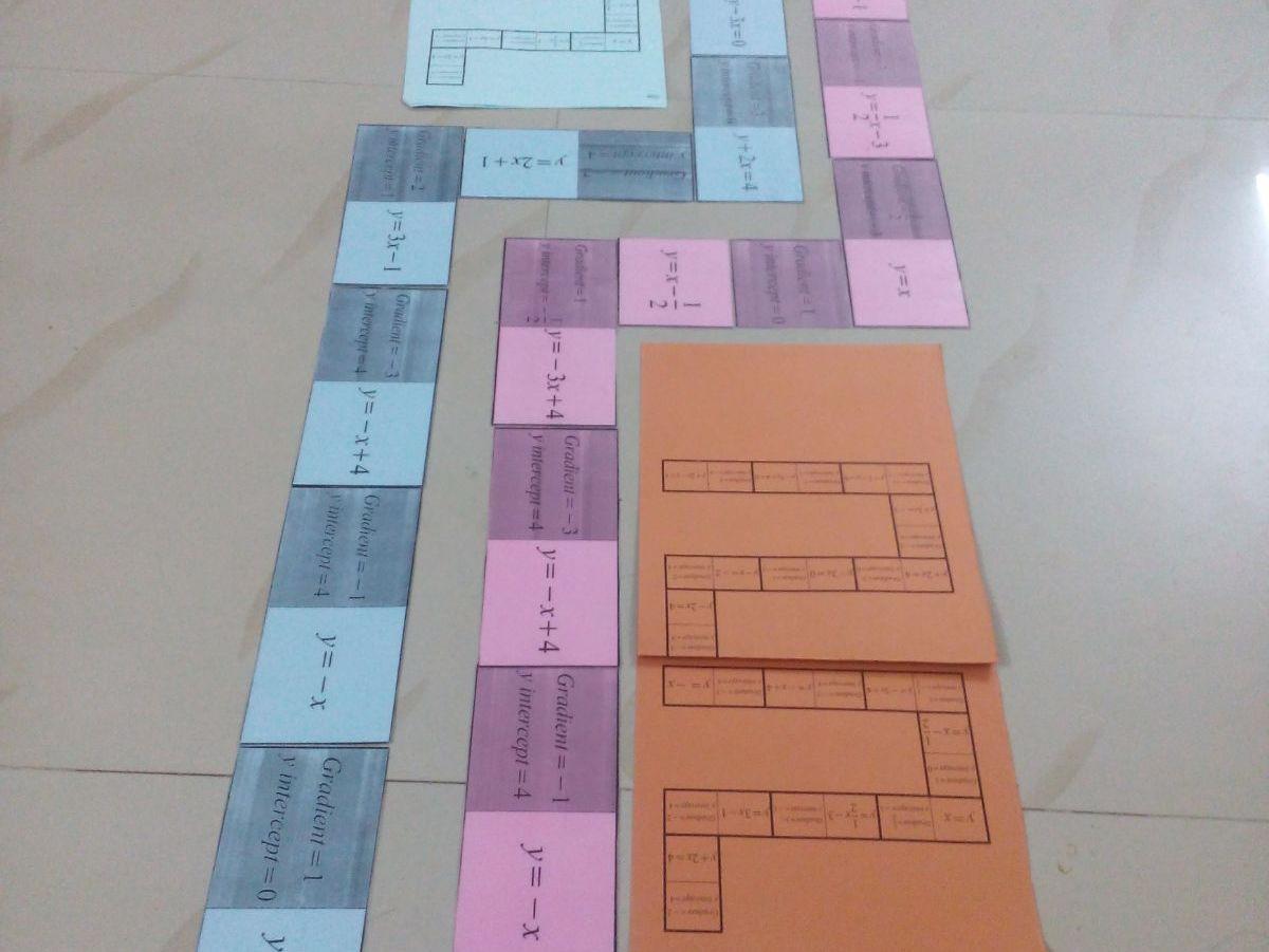 Math Bundle - Interesting activities, games & puzzles