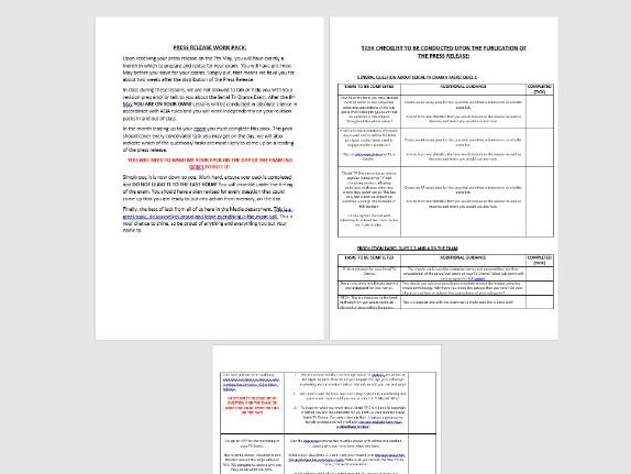 YEAR 11 AQA LEGACY SERIAL TV DRAMA: WORK PACK FOR USE AFTER THE PRESS RELEASE