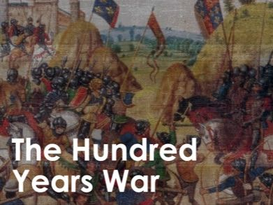 AQA 9-1 Hundred Years War (Migration L11)