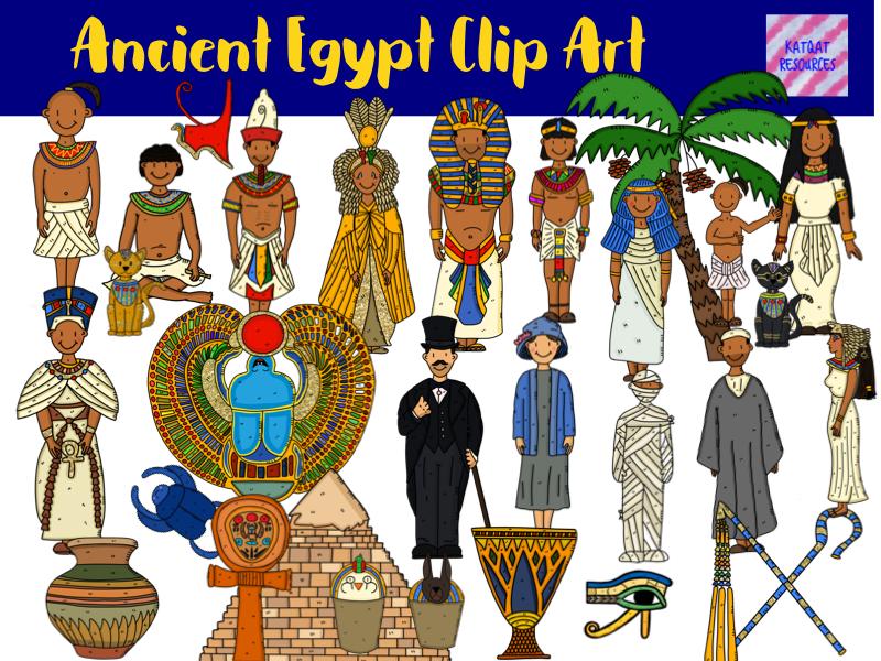 Walk Like an Egyptian (The Price of Teaching Clipart Set) | Clip art,  Teaching, Educational websites for kids