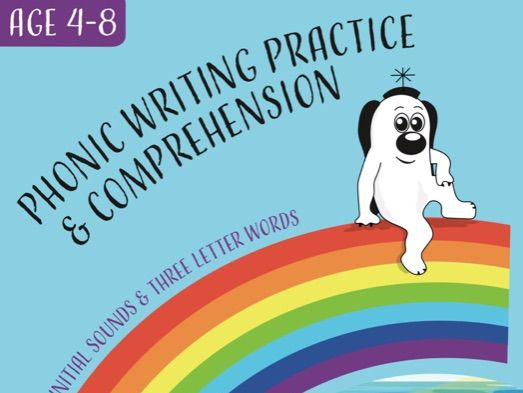 Writing And Comprehension Practice: Zoggy In The Sun (4-8 years)