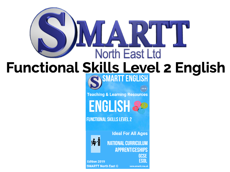 Functional Skills Level 2 English Complete Teacher/Tutor Package **(Special Offer)**