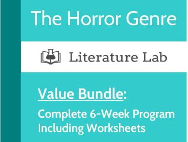 The Horror Genre - Complete 6-Week Program Value Bundle