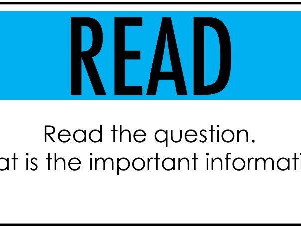 A4 Maths RUCSAC Posters PDF