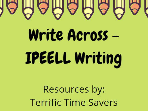 Write Across - IPEELL Writing Resources