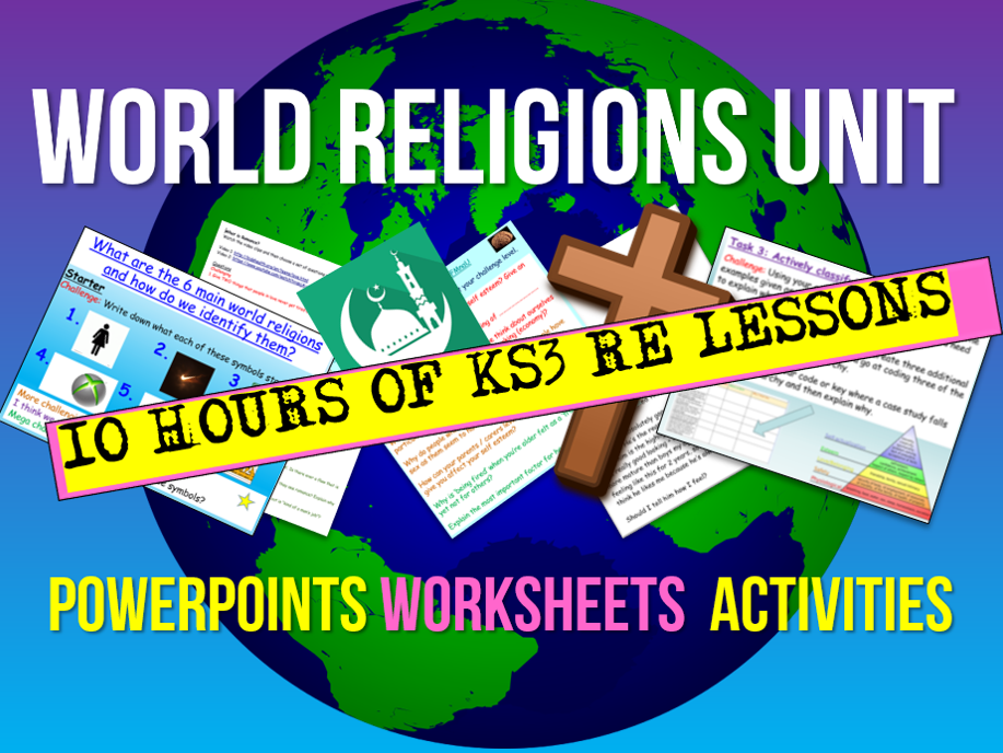 World Religions : World Religions KS3