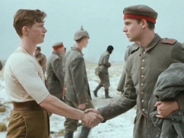 ESL - Based on the Short Film 1914 Ad (by Sainsbury's)