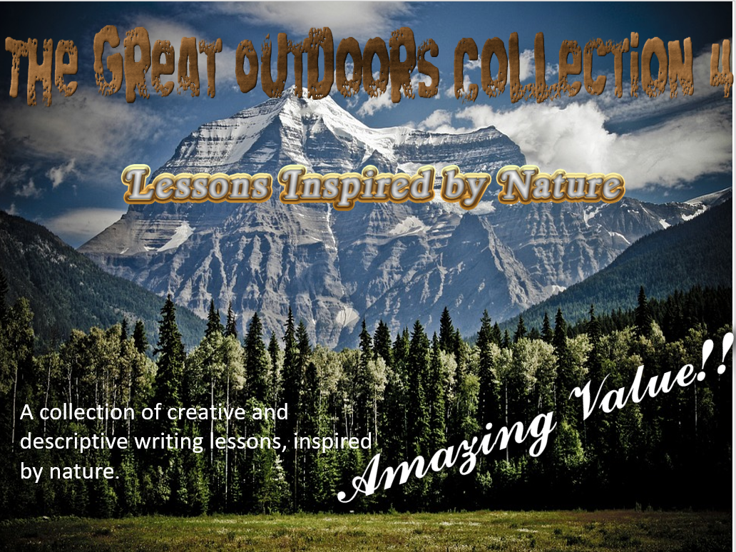 The Great Outdoors Collection 4 - Lessons Inspired by Nature