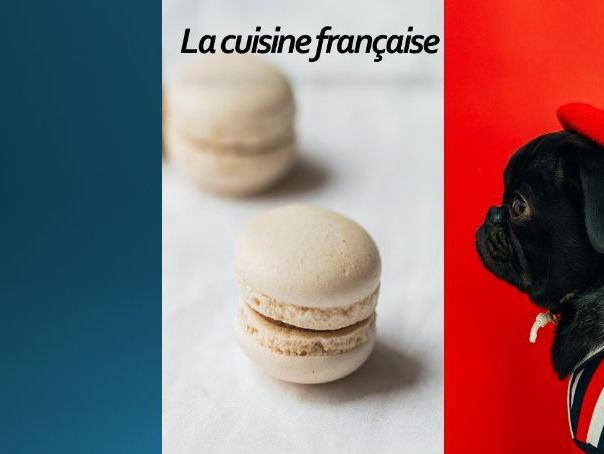 French - KS3 - Culture - La cuisine - French food