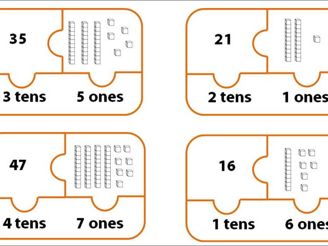 Place Value Jigsaw