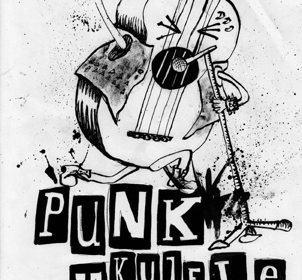 Ukulele project 1 Uke Punk by markyymark71 | Teaching Resources