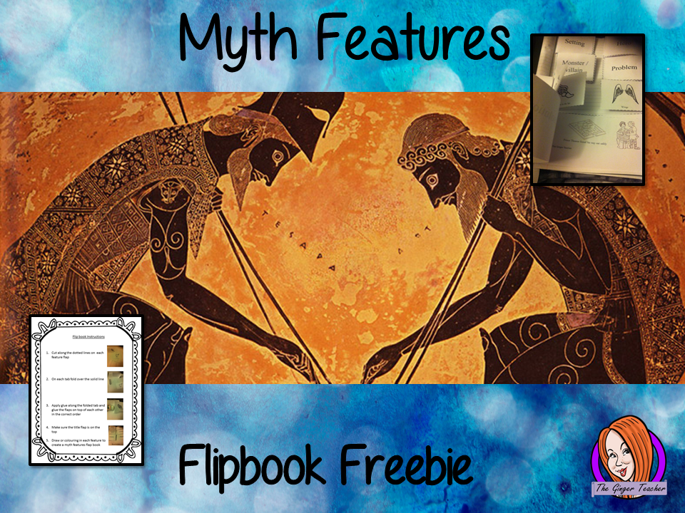 Myth Features Flipbook