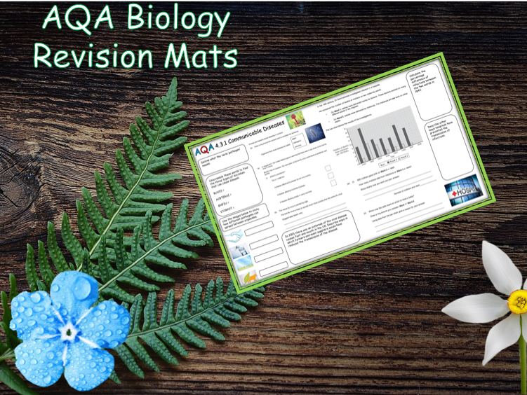 4.3 Communicable Diseases - NEW AQA Trilogy (Biology) Revision with Answers