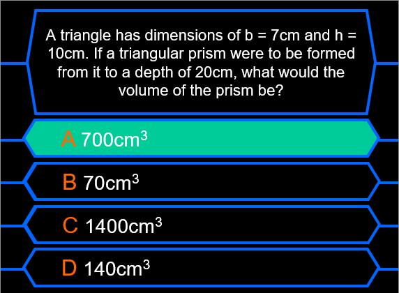 KS2/KS3 Perimeter, Area and Volume bundle