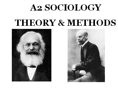SOCIOLOGY - A2 THEORY [11 LESSONS]
