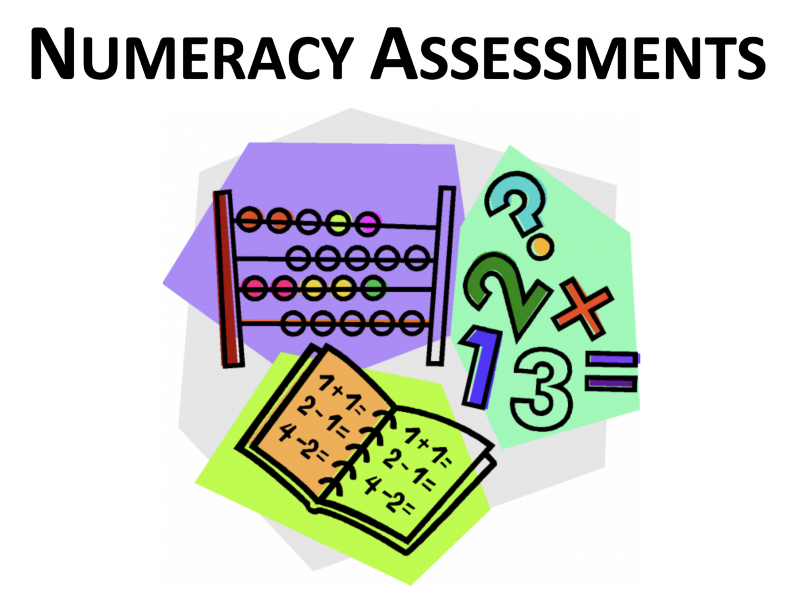 Numeracy Assessments