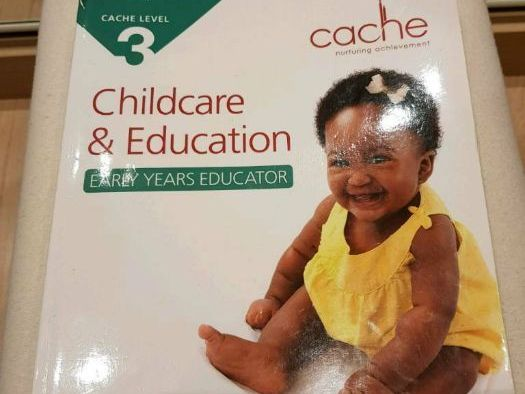 Unit 14: Professional Partnerships in Early Years: Level 3 Technical CACHE Diploma in Childcare.