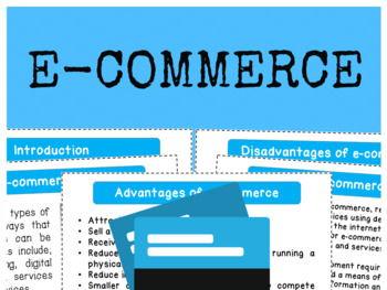 E-commerce - Full Lesson