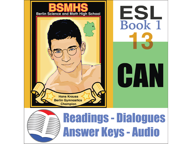 ESL Readings & Exercises Book 1-13