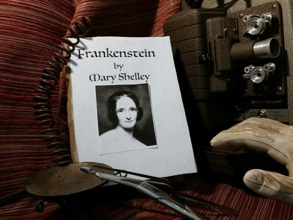 """Frankenstein"" Lit Bit - A little bit more about  the book! by Spike Lit"