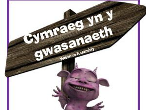 Assembly Developing Progressive Incidental Welsh in the Primary School N to Y6 Booklet