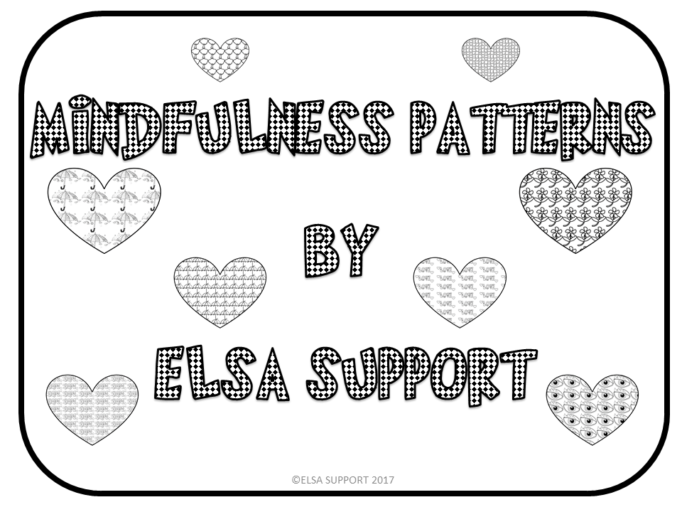 Mindfulness pattern book