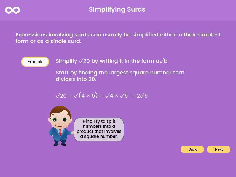 Surds - GCSE(1-9)