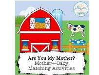 Mother Baby Matching Activities