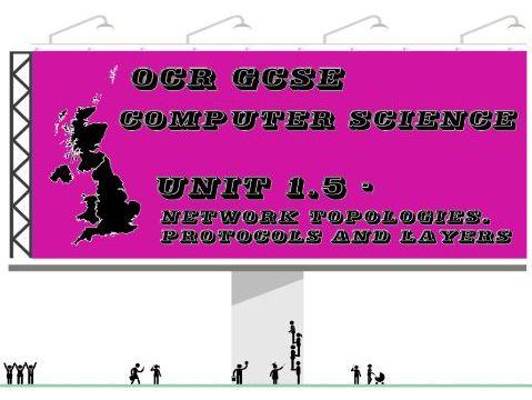 OCR GCSE Computer Science Unit 1.5 – Networks (Concept map, key vocabulary & questions)