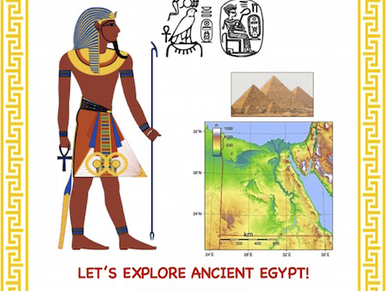 Ancient Egyptians: A BUNDLE of RESOURCES