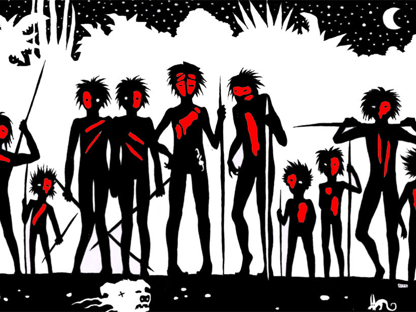 KS4: (8) Lord of the Flies - Chapter 8 Gift for the Darkness