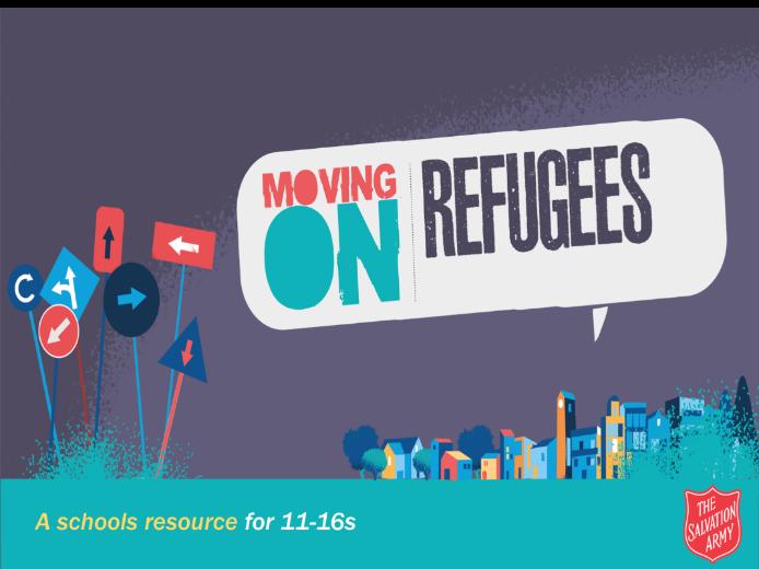 Refugees: Got To Go!