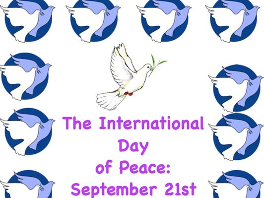 International Day of Peace Freebie