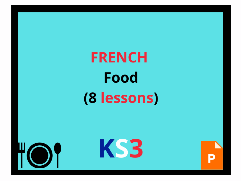 French food lessons