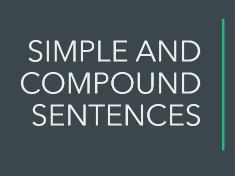 Sentence Structure Pt. 1 TEFL