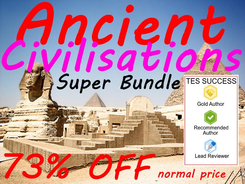Ancient Civilisation Bundle