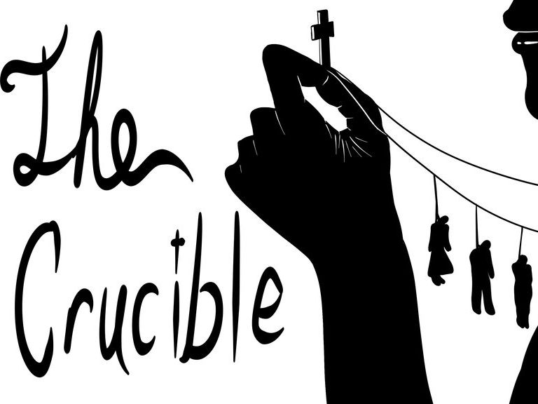 The Crucible - An introduction to Witchcraft and the character of John Proctor
