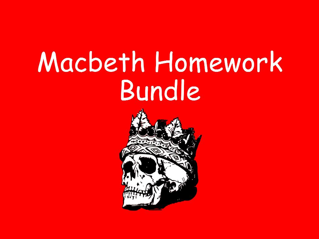 Macbeth HWK Bundle