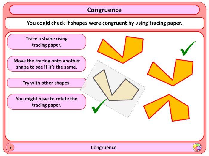 Congruence KS2