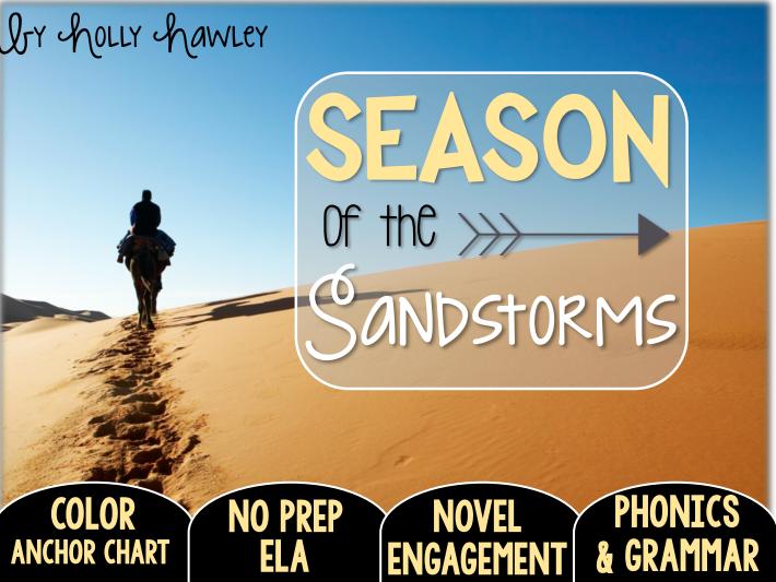 Season of the Sandstorms NO PREP ELA