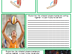 GCSE PE EDEXCEL 9-1 APPLIED ANATOMY REVISION BOOKLET